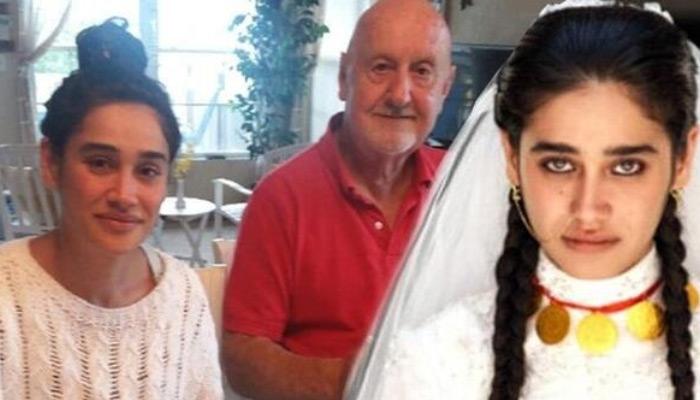 Meltem Miraloğlu'nun 80 yaşındaki Amerikalı adamla evlenmesi