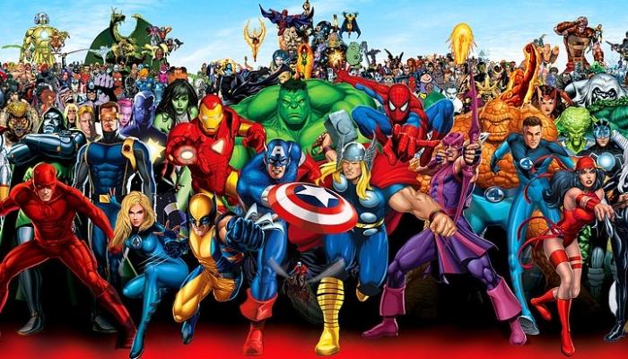Evinden çalışmaya başlayan Marvel kahramanı hangisi?