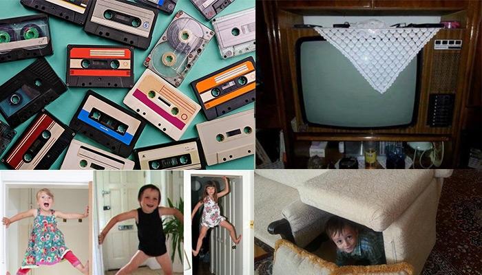 Çocukken yaptığımız tuhaf ama keyifli şeyler