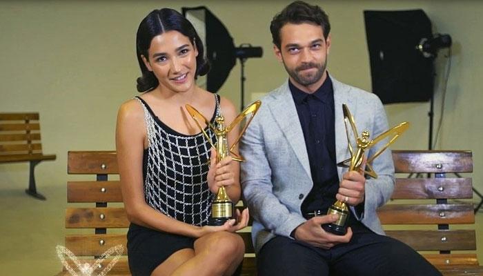 Televizyonun en iyi dizi çifti: Aybüke Pusat & Furkan Andıç seçildi