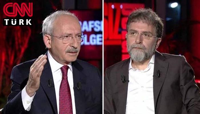 Ahmet Hakan'dan CHP'ye CNN Türk boykotunu bitirme çağrısı