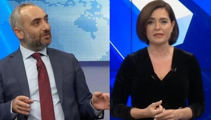 Halk TV sunucusu Özlem Gürses'in, Covid-19 test sonucunu beklemeden canlı yayına çıkması