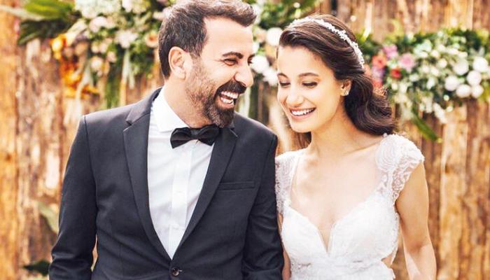 Oyuncu Emre Karayel'in Gizem Demirci ile evlenmesi