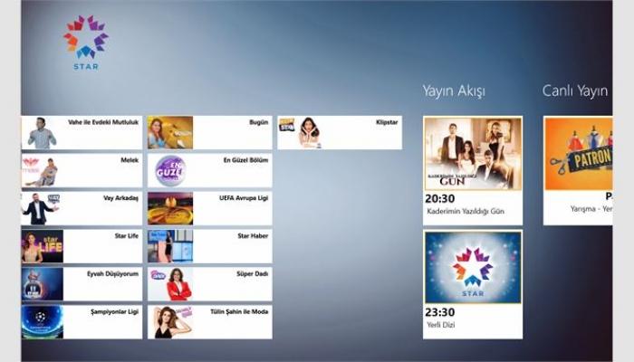 Star TV internet sitesi devamlı buga girmesi