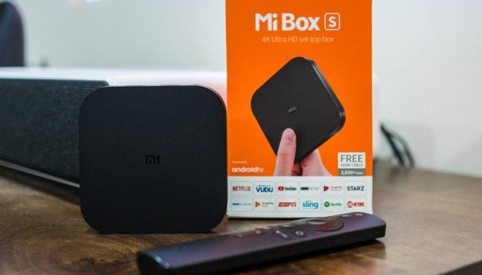Xiaomi Mi box s 4K ile dizi film izleyememek