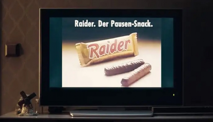 Dark dizisindeki Matrix hatası: Raider çikolata